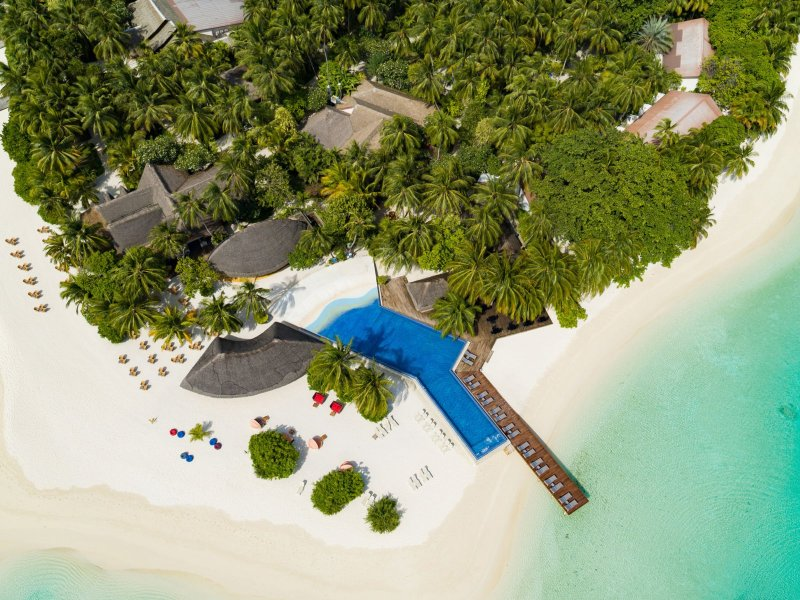 Почивка Малдиви в Kuramathi Island Resort